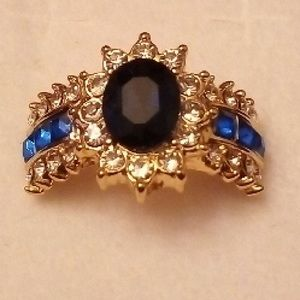 Gorgeous Gold Promise Ring